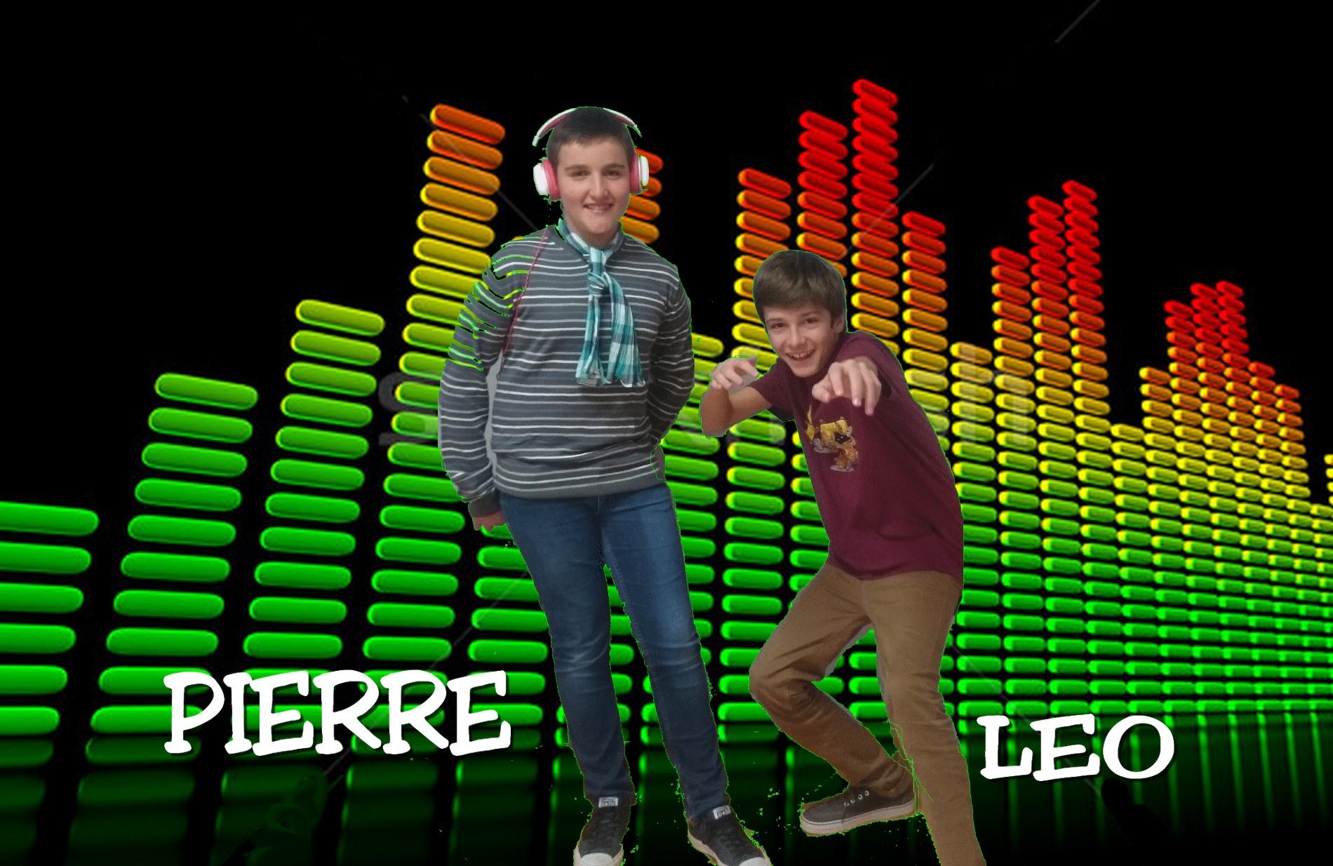 Pierre et Léo